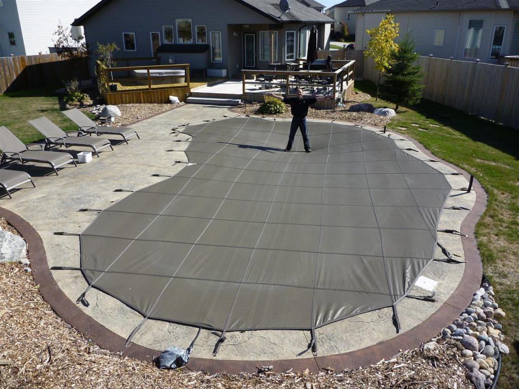 Pool & Spa Safety Covers