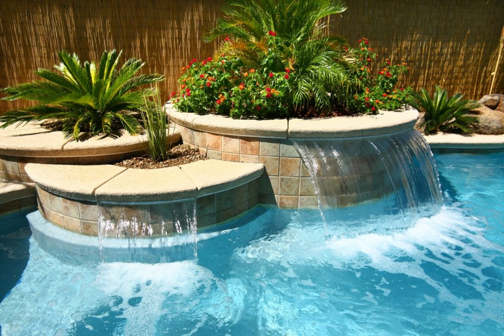 Pool Water Recycle